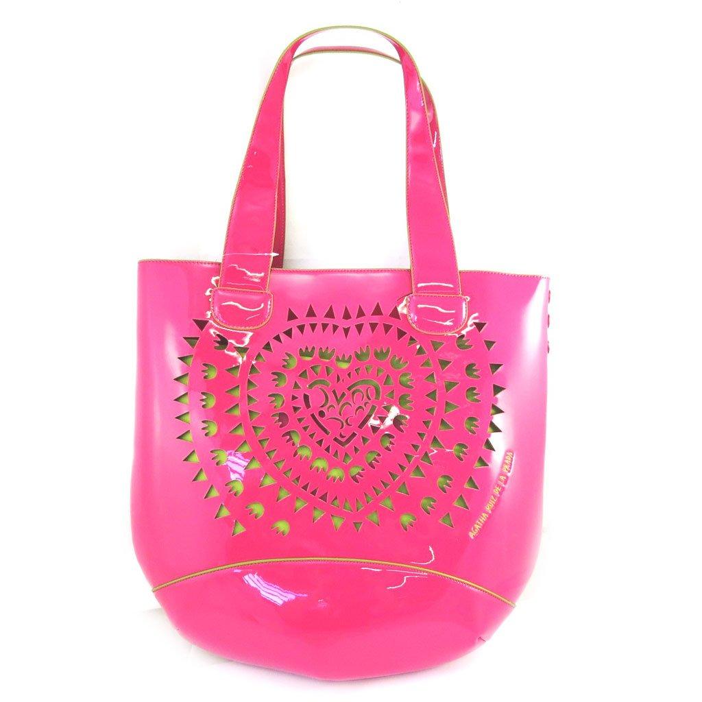 'french touch' bag 'Agatha Ruiz De La Prada' pink green.