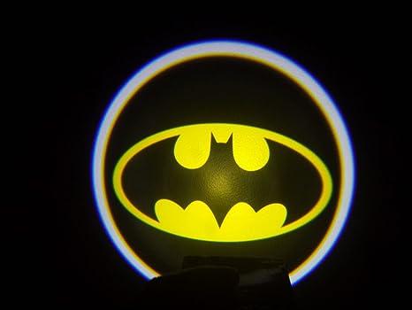 Proyector inalámbrico con Logo de Batman Fantasma para Puerta ...