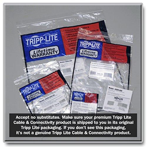 Tripp Lite Hospital-Grade Computer Power Cord, 15A, 14 AWG (NEMA 5-15P to IEC-320-C13), 25 ft. (P006-025-HG15) by Tripp Lite (Image #3)