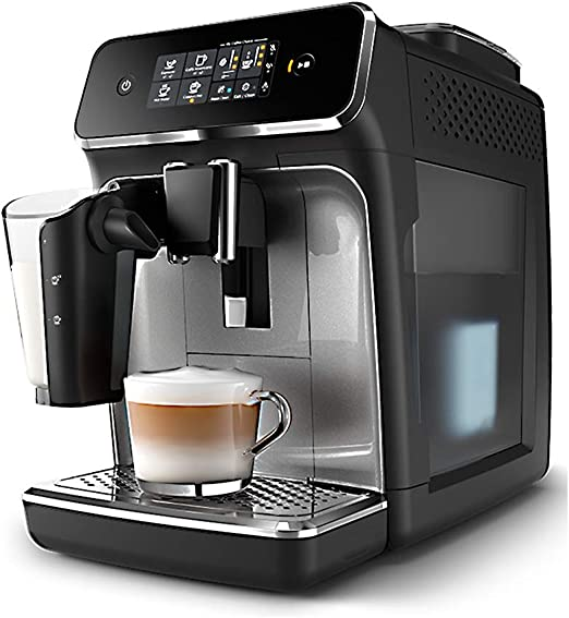 cafetera Cafetera de molienda italiana completamente automática ...