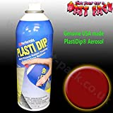 Performix 11201 Plasti Dip Red Multi-Purpose Rubber Coating Aerosol - 11 oz.