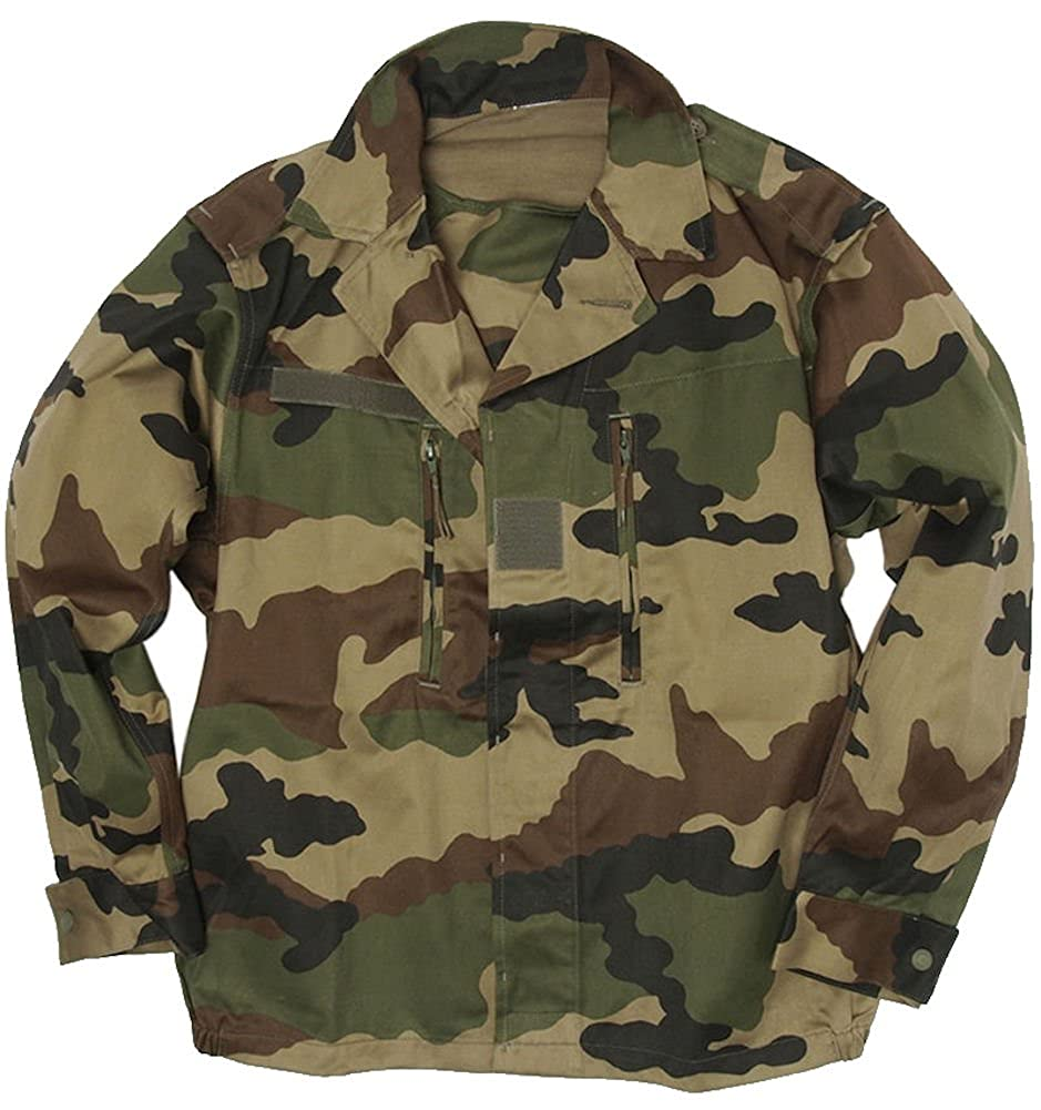 French F2 Field Jacket CCE CAMO - European Military Surplus