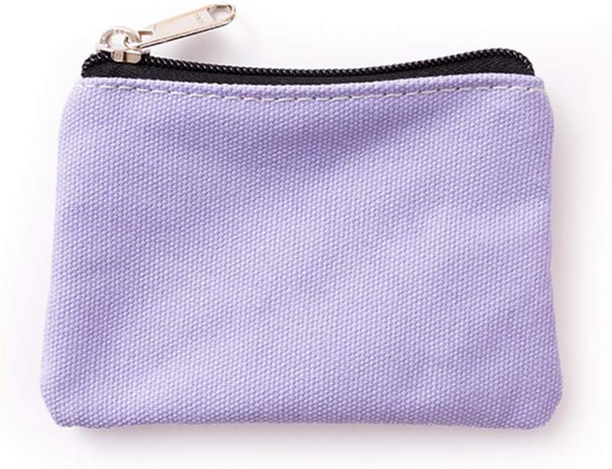 Coin purse Zipper pouch Tinned fish print Passport holder Make up bag