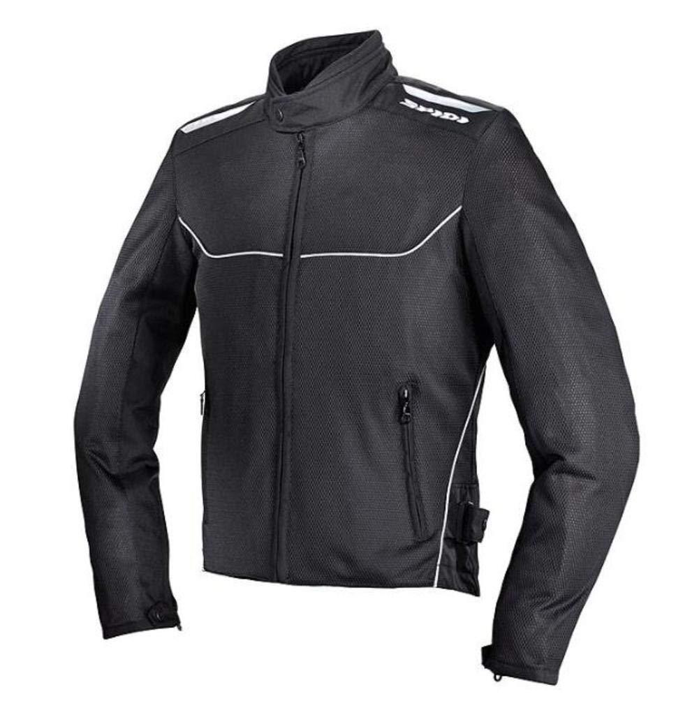 Apparel Material: Textile Distinct Name: Black Spidi Sport S.R.L Primary Color: Black T148-026-2X Netix Tex Jacket Size: 2XL Gender: Mens//Unisex