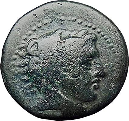 Coins & Paper Money Provided Alexander Iii The Great As Hercules 336bc Ancient Greek Coin Bow