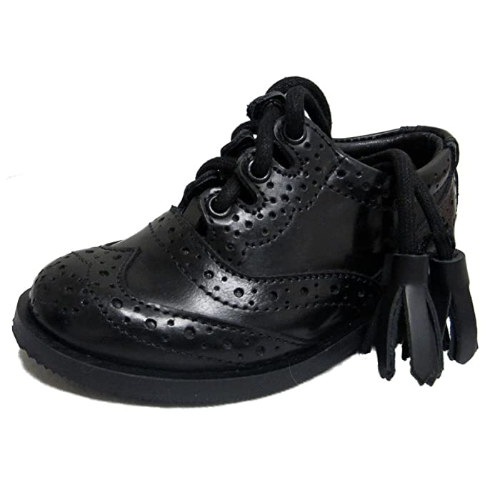 b13eb5f1ba Thistle Toddlers Baby Ghillie Brogue Kilt Shoes: Amazon.co.uk: Shoes ...