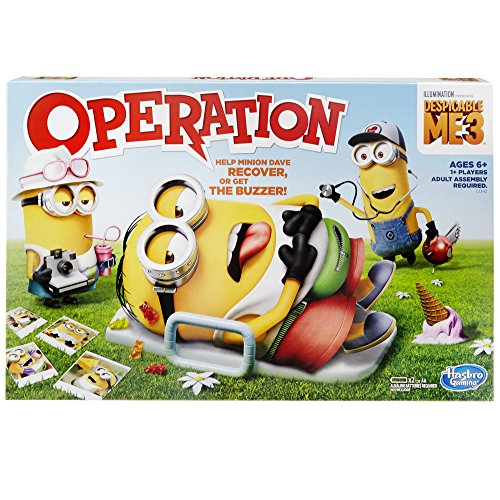 Despicable Me 3 Edition Operation game for $<!--$14.14-->