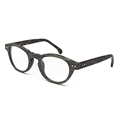 ce94a6fac9b Seymour and Smith West Point Grey Designer Reading Glasses For Women and  Men Round Cool Comfy