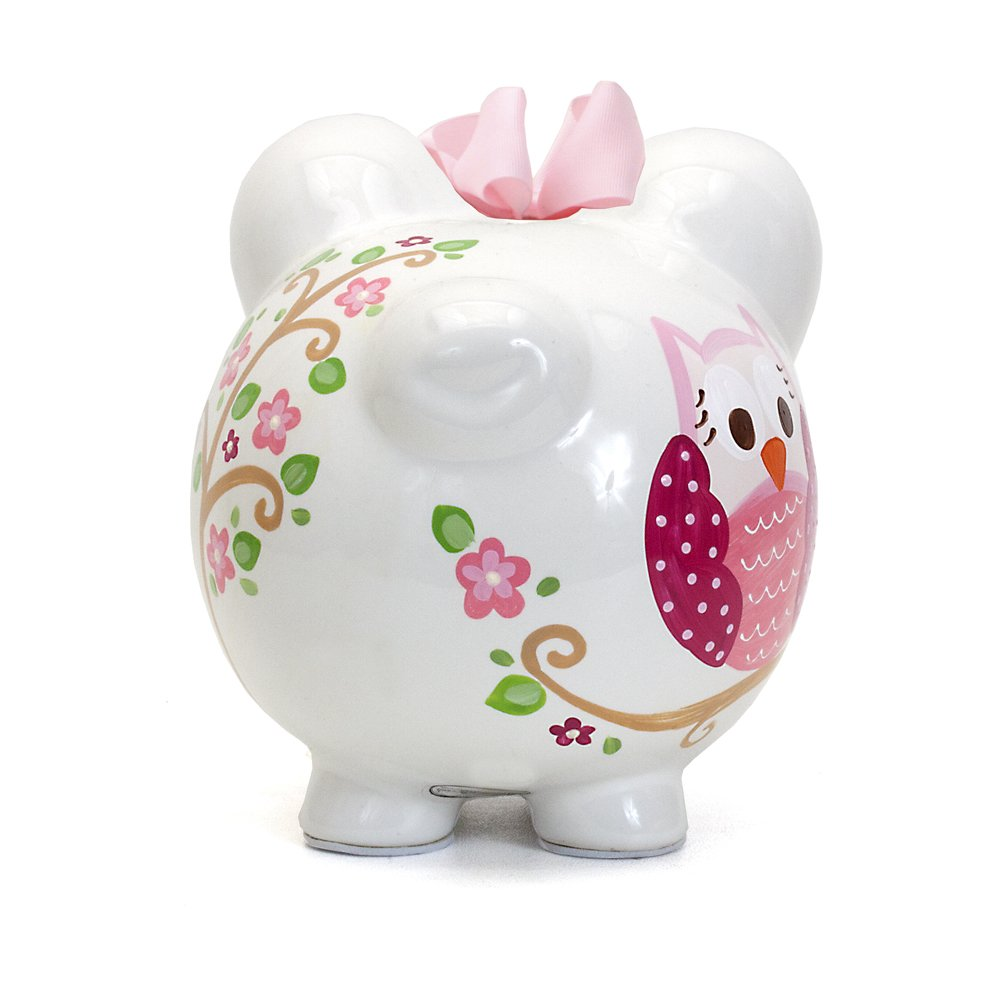 Child to Cherish Piggy Bank Princess Castle