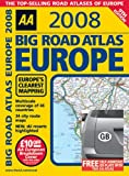 Glovebox Atlas Europe, AA Publishing, 0749554460