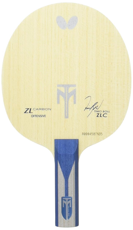 バタフライ(Butterfly) 卓球 ラケット ティモボルZLC シェークハンド 攻撃用 B002EENFIO  ストレート