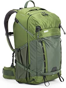MindShift Gear Backlight 36L Outdoor Adventure Camera Daypack Backpack (Woodlawn Green)