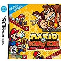 New - Mario vs.Donkey Kong Mini Land by Nintendo - TWLPV2GE