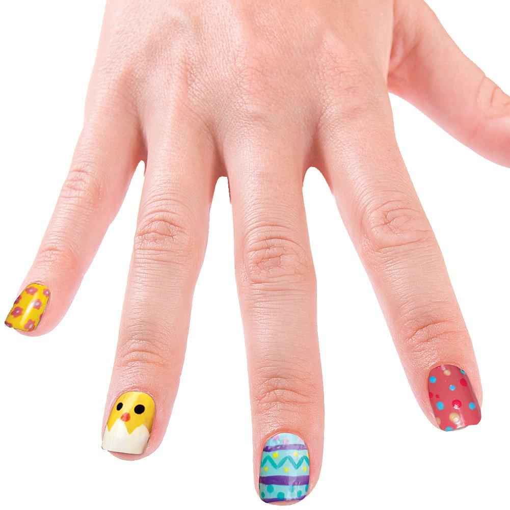 Migi Nail Art Pastel And Pearlized Pen Brushes Fingernail Polish Kit