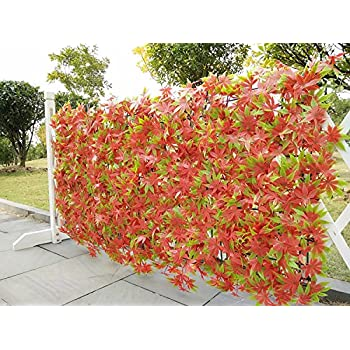 Amazon.com: e-Joy 12 Piece Artificial Topiary Hedge Plant