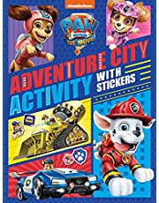 Paw Patrol Movie Sticker Book