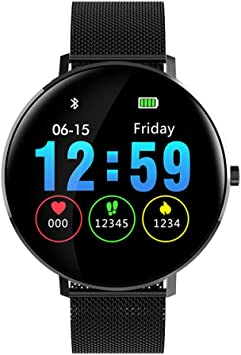 Qimaoo SmartWatch L6 Smart Watch Fitness Watch IP68 Rastreador de ...