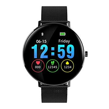 Qimaoo SmartWatch L6 Smart Watch Fitness Watch IP68 Rastreador de ...