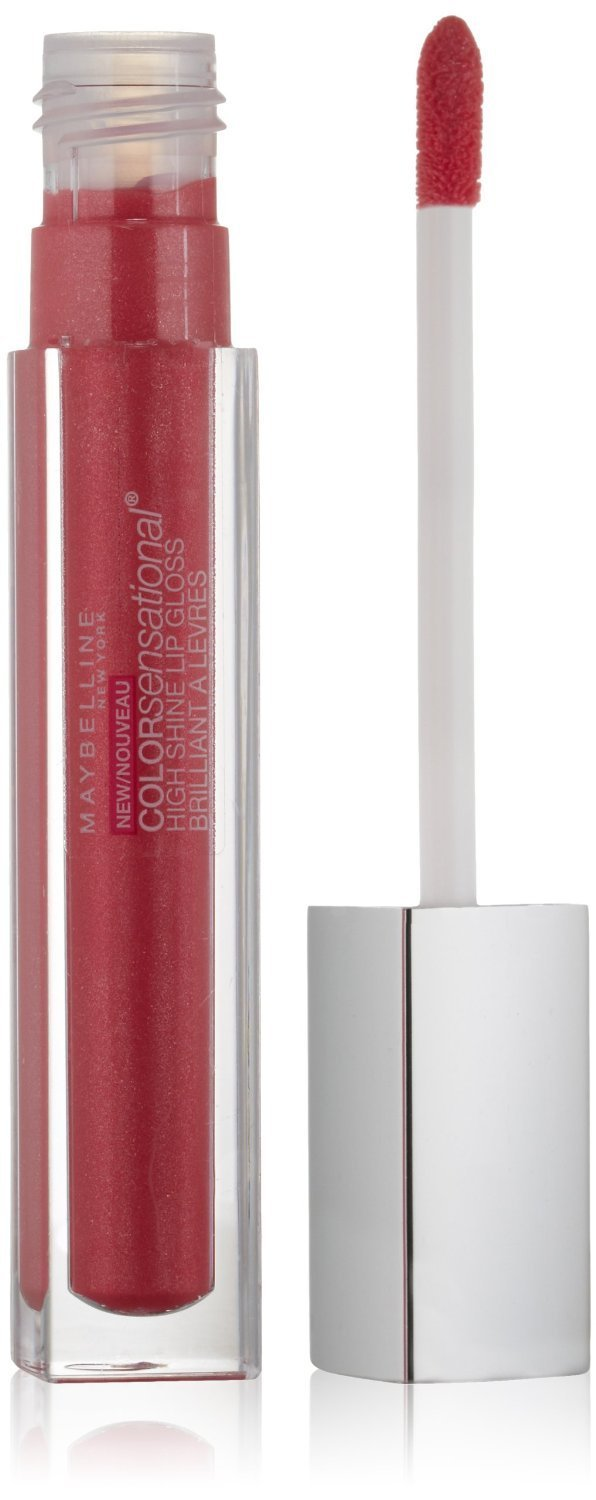 (2 Pack)-Maybelline ColorSensational High Shine Lip Gloss-One Shine Day #30, 0.17 Fluid Ounce each
