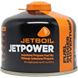 Jetboil Jetpower Fuel, 230 Grams