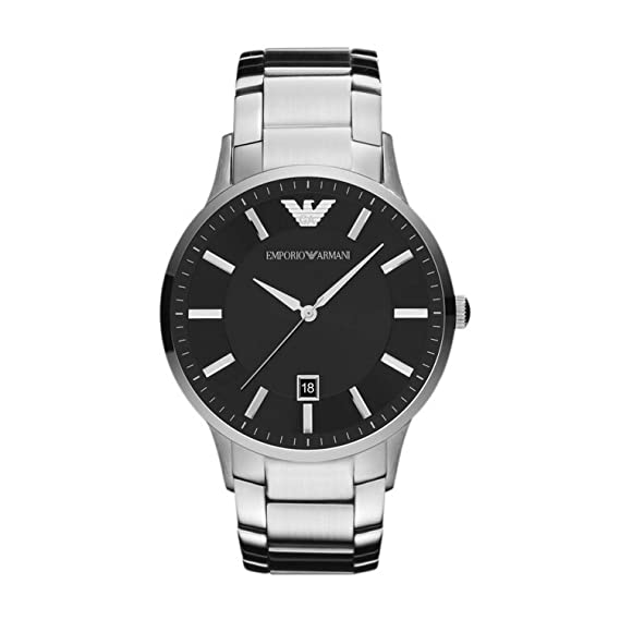 dc6fd85803ca Emporio Armani Reloj de Pulsera AR2457  Amazon.es  Relojes