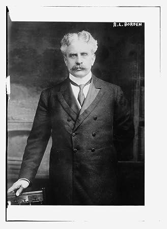 Amazon|1900写真r.l. Borden Si...
