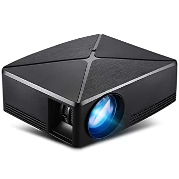 Amazon.com: Mini proyector X27 UP, resolución 1280x720 ...