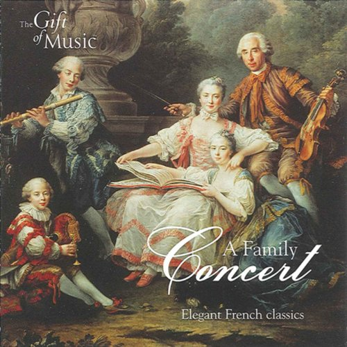 A Family Concert: French Classics for Musette and Violin