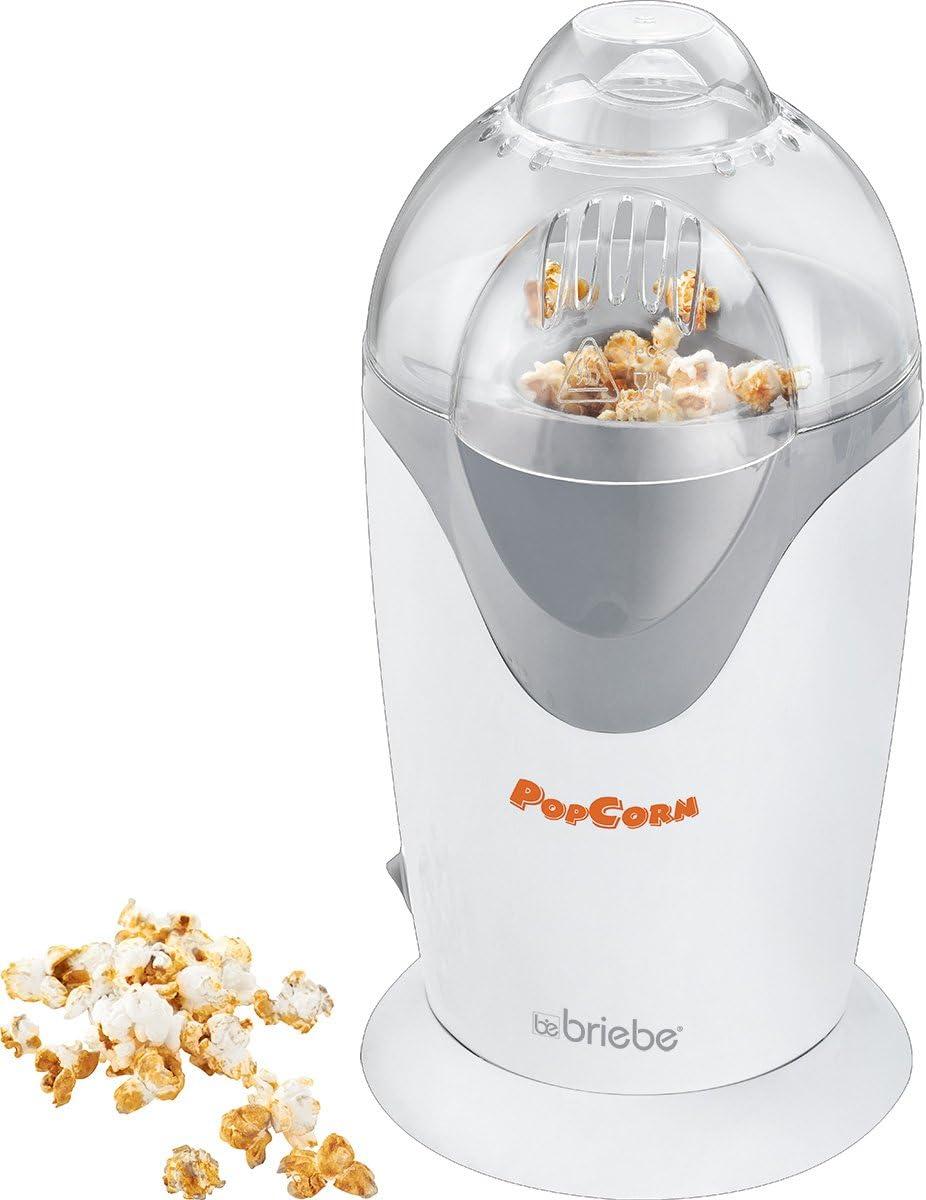 briebe Popcorn - Palomitero para Hacer Palomitas de maiz en 2 ...