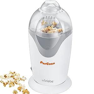 Briebe PopCorn - Palomitero para hacer palomitas de maiz en...