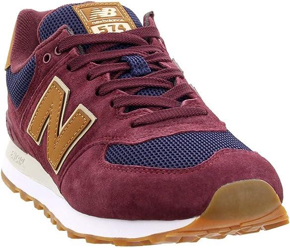 new balance ms574 bianco