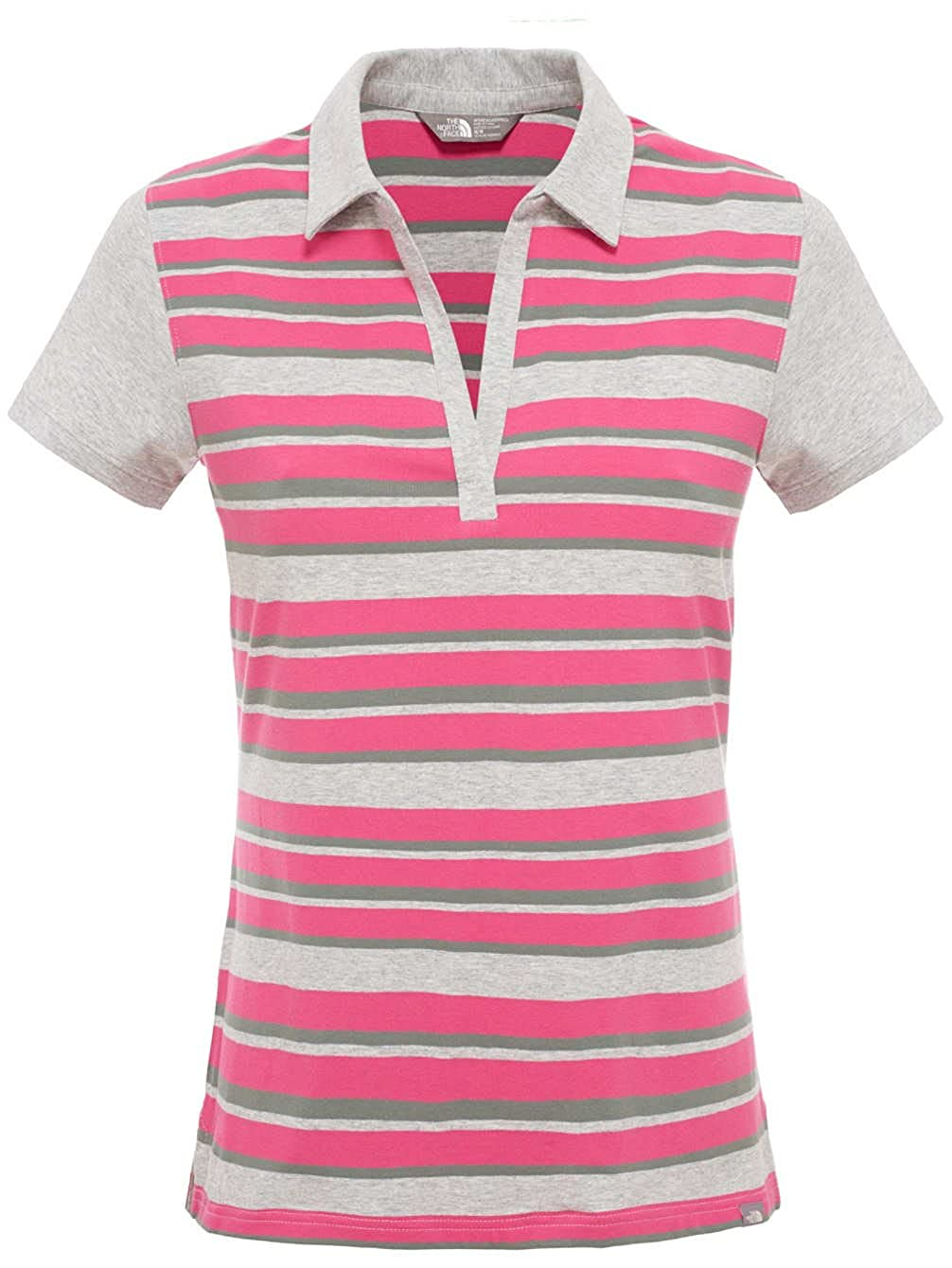 North Face Manicis - Polo para Mujer, Color Rosa, Talla XL: Amazon ...
