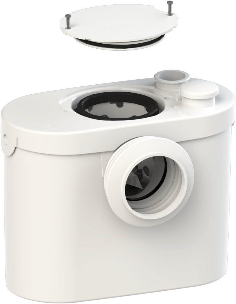 SFA SaniBroy 0001UP Fäkalienhebeanlage für WC - Kleinhebeanlage Test