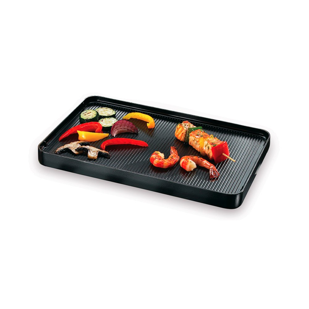 Swissmar Non-Stick Reversible Grill Top for Raclettes KF-77048