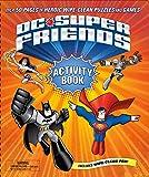 : DC Super Friends Wipe Clean Activity Book