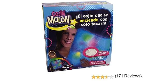 Cojín Molón - Modelo: cuadrado multicolor: Amazon.es ...