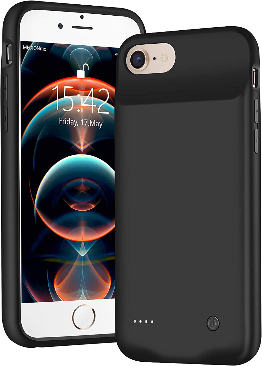 Specell Charging Case for iPhone 6/6s/7/8/SE 2020 Upgraded 3200mAh Slim Portable Battrey Case Rechargeable Extended Battery Pack for Apple iPhone 8/7/6s/6/SE(2020) (4.7inch)
