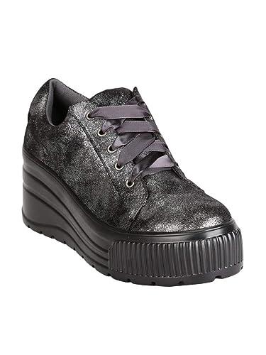 XTI 047572 Zapato DE Mujer 047572 Textil Mujer: Amazon.es: Zapatos y complementos