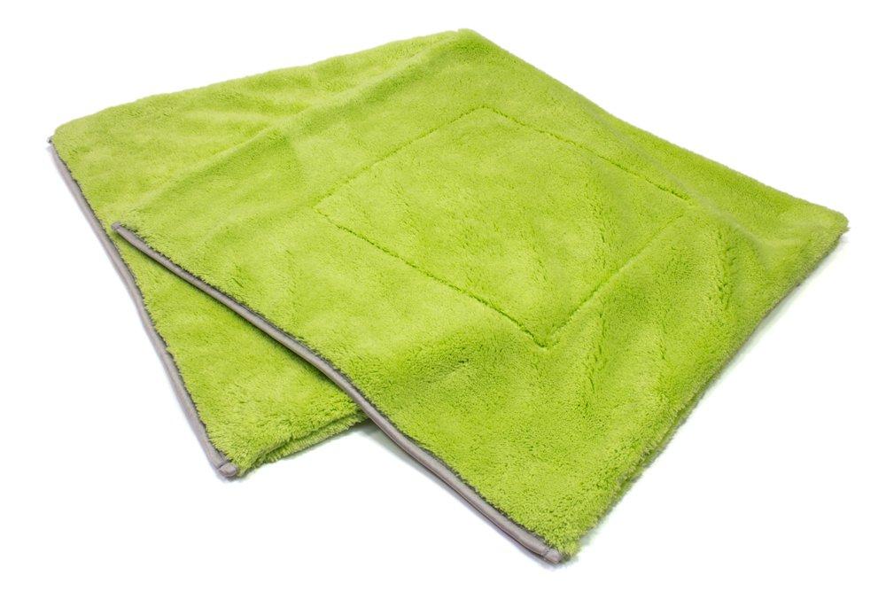 2 pack AUTOFIBER Motherfluffer Mega Plush Rinseless Car Wash Towel