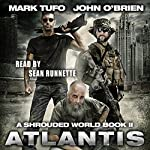 Atlantis: A Shrouded World, Book 2 | Mark Tufo,John O'Brien