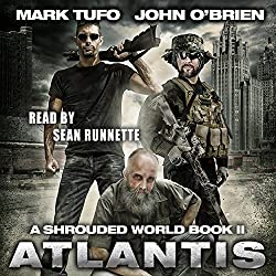 A Shrouded World Book 2: Atlantis