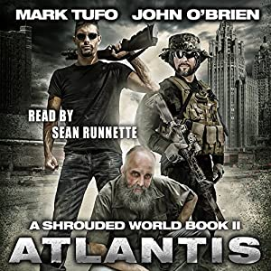 A Shrouded World Book 2: Atlantis Audiobook
