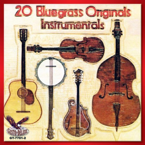 (20 Bluegrass Originals - Instrumentals)