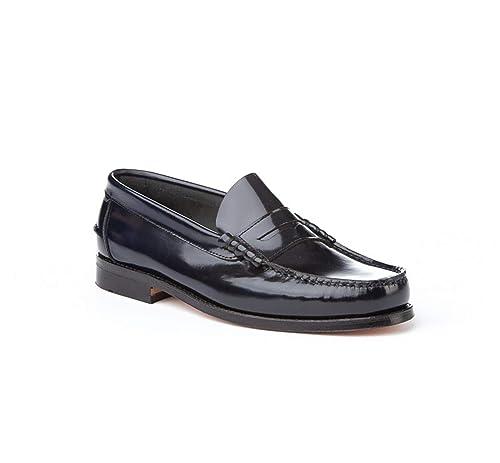 Zapatos Mocasines para niños Unisex. Calzado de niño Fabricado en España - Mi Pequeña Modelo 595I Color Azul Marino.: Amazon.es: Zapatos y complementos