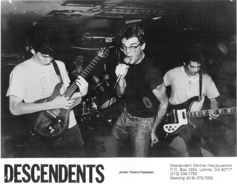 Descendents bei Amazon Music