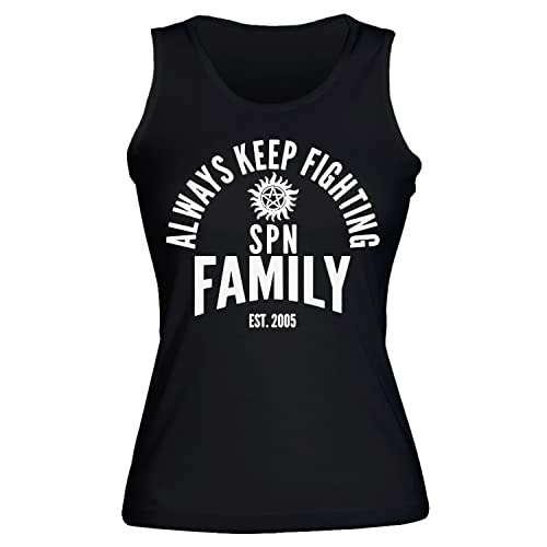 Always Keep Fighting Women's Tank Top Shirt