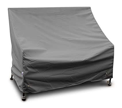 Koverroos 82450 Weathermax 3-Seat Glider-Lounge Cover& Charcoal - 78 W X 38 D X 30 H In.