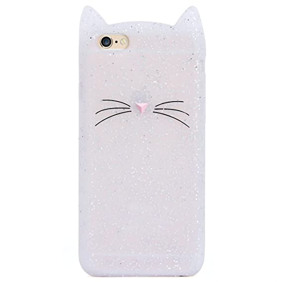 cat ear iphone 7 plus case