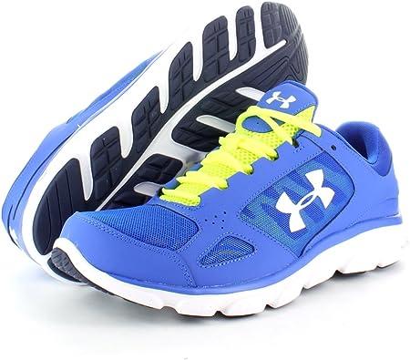Under Armour Micro G Assert V, zapatillas de running para hombre, (Team Royal), UK Size 8.5 (Eur 43, US 9.5): Amazon.es: Zapatos y complementos