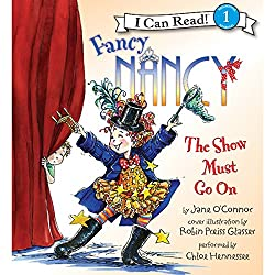 Fancy Nancy: The Show Must Go On